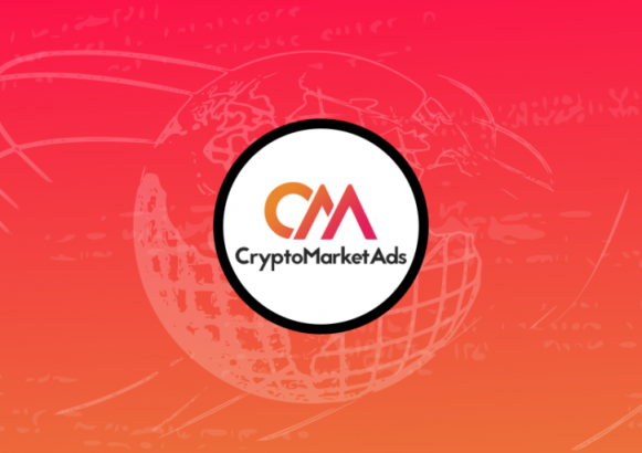 Crypto Market Ads presenta el mercado de marketing y publicidad Crypto 1